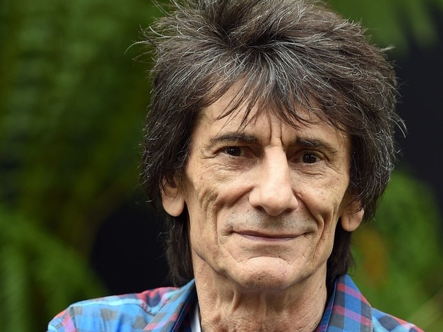 Ronnie Wood Reveals Lung Cancer Battle After Being Diagnosed Three Months Ago