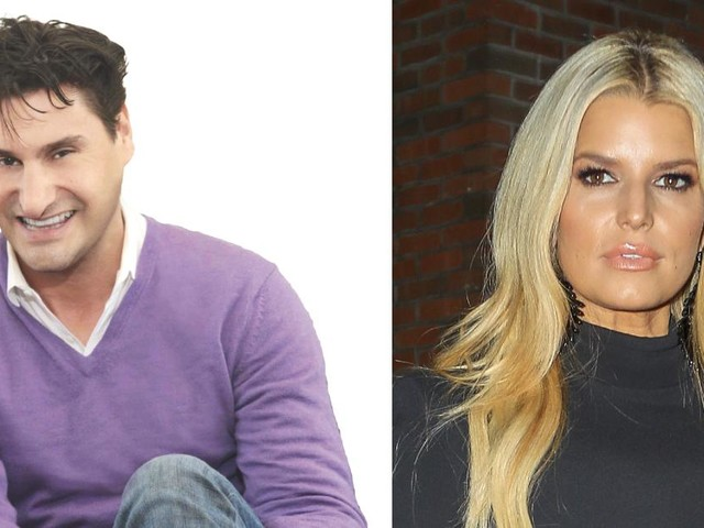 Rob Shuter Calls Jessica Simpson 'The Smartest Person I Ever Met' In New Book, 'The 4 Word Answer: Who Are You In 4 Words?'