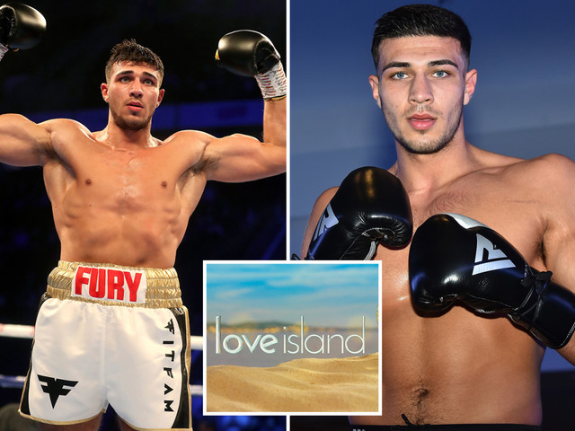 Tyson Fury's hunky little brother Tommy, 19, rumoured for Love Island