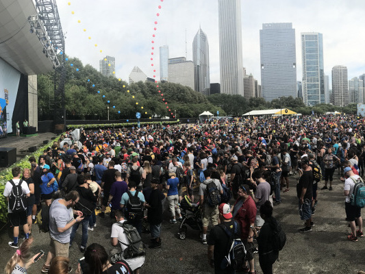 Pokémon Go Fest attendees to get refunds as technical issues break the event