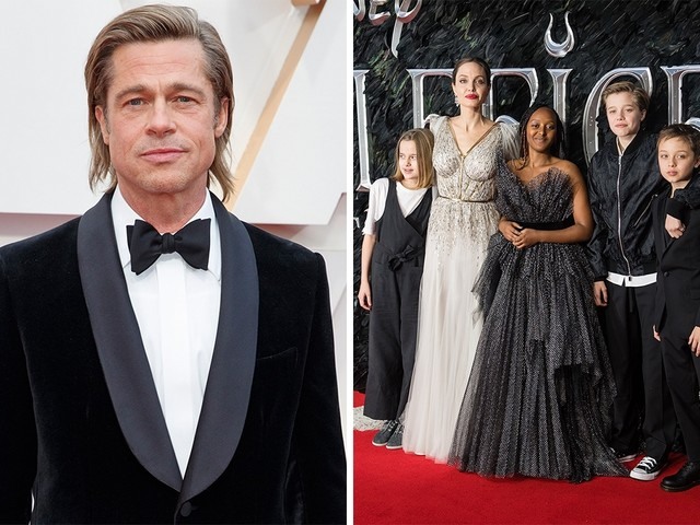 How Brad Pitt & Angelina Jolie's divorce became Hollywood's nastiest EVER as she 'cuts him out of $164M French chateau'
