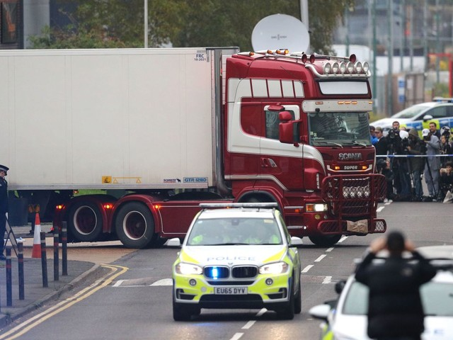 Essex lorry deaths – Two boys, 15, were among 39 migrants found dead in Essex lorry as cops release victims' names
