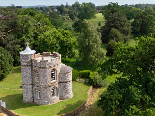 Win £5,000 of holidays in Landmark Trust's restored homes