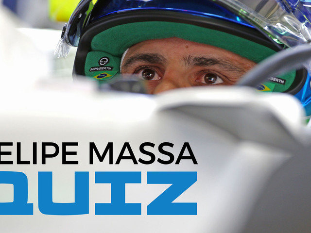 Quiz: How much do you remember of Massa's F1 career? | F1 Fanatic Quiz