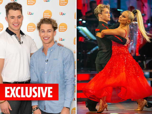 AJ Pritchard quits Strictly Come Dancing to pursue presenting career with his brother Curtis
