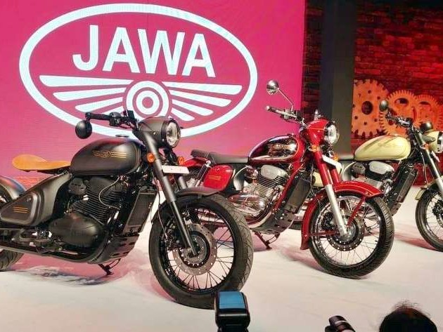 Jawa launches Delivery Estimator Ver 2 – Waiting up to March 2020