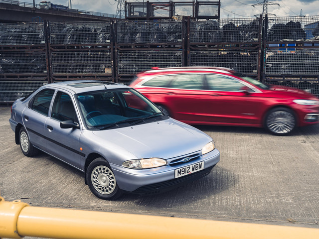 End of the world car: One final run in the Ford Mondeo
