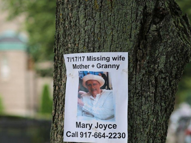 Brooklyn parishioners search for missing 88-year-old woman