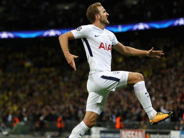Everyone is making the same Harry Kane gag after Tottenham striker's two goals vs Borussia Dortmund