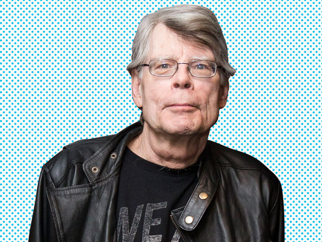 Stephen King on His New Netflix Movies, It, and His Big Year