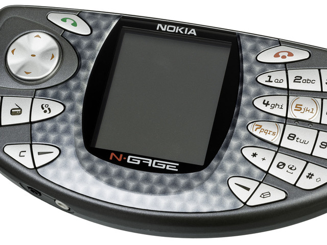 Tales In Tech History: Nokia N-Gage