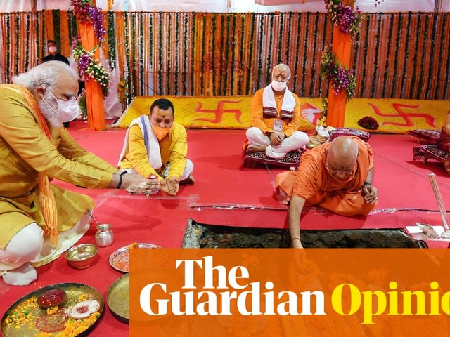 Modi's brutal treatment of Kashmir exposes his tactics – and their flaws | Arundhati Roy