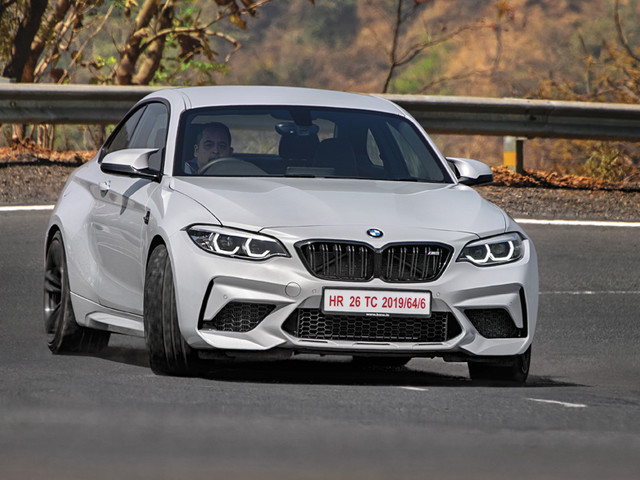 Review: 2019 BMW M2 Competition review, test drive