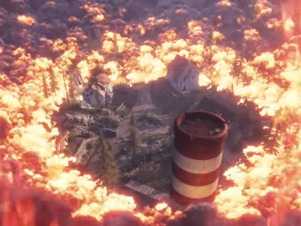 Battlefield V's New Trailer Shows Off Battle Royale Mode