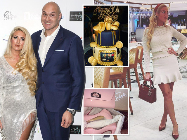 Inside the glam life of Paris Fury, with luxury holidays, expensive gifts and a handbag collection worth more than £30k
