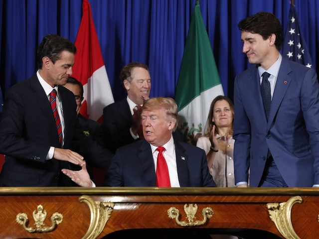 Trump is getting closer to a win on a new NAFTA. But his Mexico tariff threats could undermine a deal.