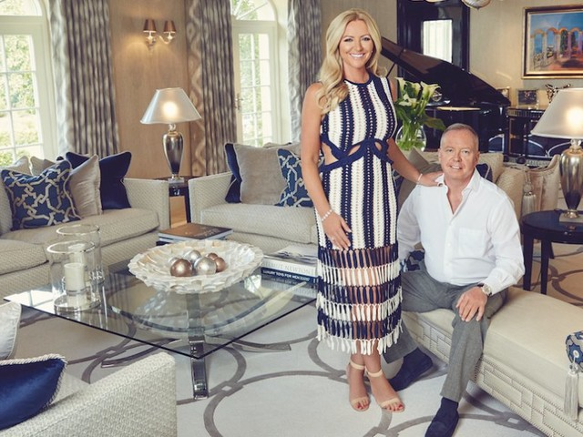 Lingerie tycoon Michelle Mone and her billionaire boyfriend are selling luxury Dubai flats pitched at Bitcoin millionaires