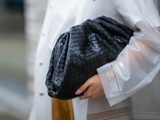 There's a direct link between the cost of a luxury-goods product and the size of its logo, but it's not what you expect