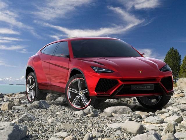 VIDEO: LIVE Unveiling Of The New Lamborghini Urus SSUV