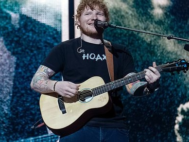Ed Sheeran Breaks Arm In Bike Accident, Says Tour May Be Delayed