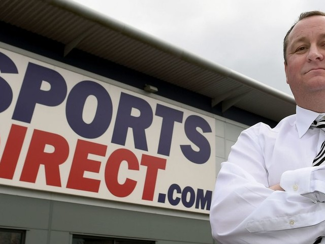 Mike Ashley's Sports Direct swoops to buy House of Fraser chain for £90m