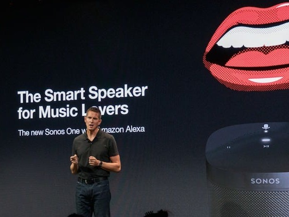 Sonos soars after short-seller Andrew Left predicts Apple acquisition, says he sees 130% upside (SONO, AAPL)