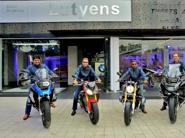 Lutyens Motorrad Launched As Dealer Partner For BMW Motorrad in Delhi