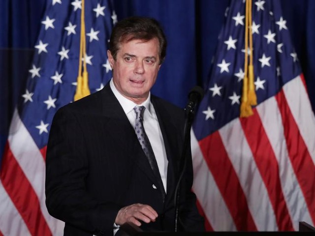 Former Trump Campaign Chief Reportedly Under Intermittent FBI Surveillance From 2014 Until This Year
