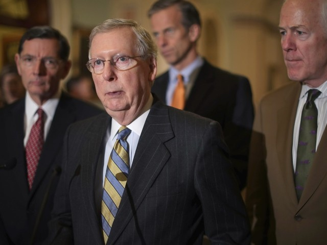 McConnell wants Trumpcare revision by Friday, so keep the pressure on to stop him