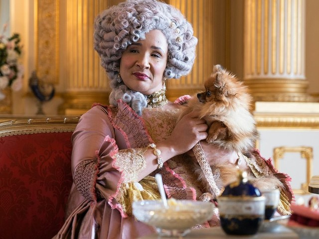 Netflix orders 'Bridgerton' spinoff from Shonda Rhimes about Queen Charlotte