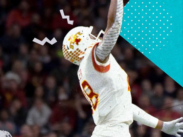 Hakeem Butler can be a No. 1 WR, even if he doesn't end Iowa State's NFL Draft curse
