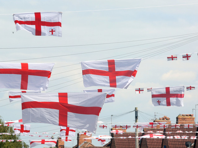 Labour Should Reclaim The England Flag And Woo 'Patriotic' Voters, Former Cabinet Minister Urges