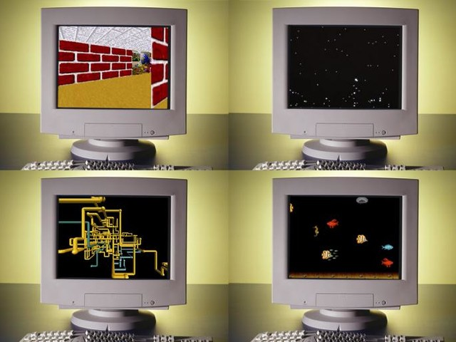 What Were Screen Savers?