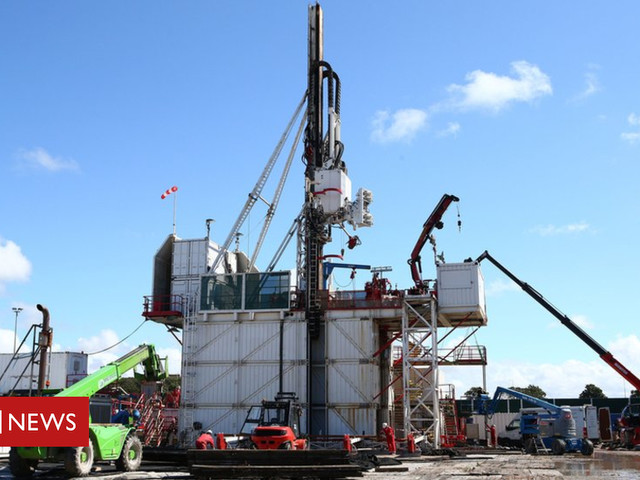 Fracking to start in Lancashire as legal challenge fails