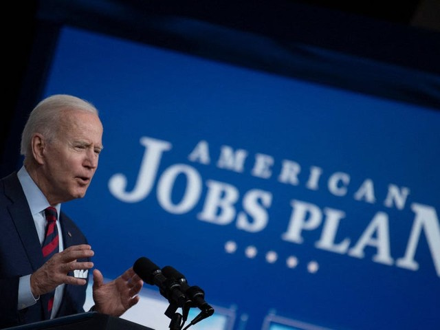 10 Things in Politics: Biden wants top companies to pay up