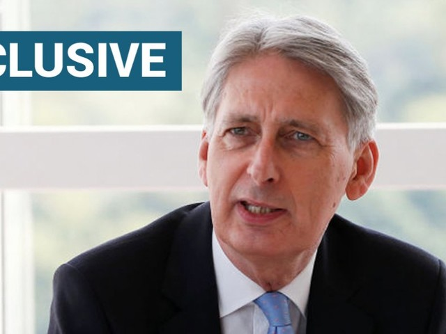 Exclusive: Philip Hammond says EU has rejected Brexiteers' 'max fac' Brexit customs plan