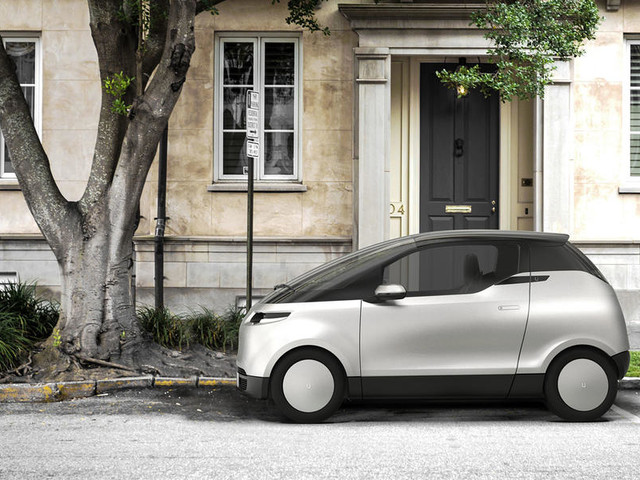 Uniti One electric car available to order online from £15,100