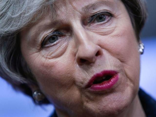 May's overture to Labour is a high-risk move