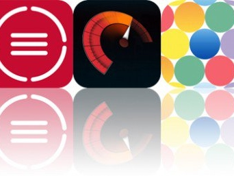 Today's Apps Gone Free: Pocket Yoga, TextGrabber, Speedometer and More
