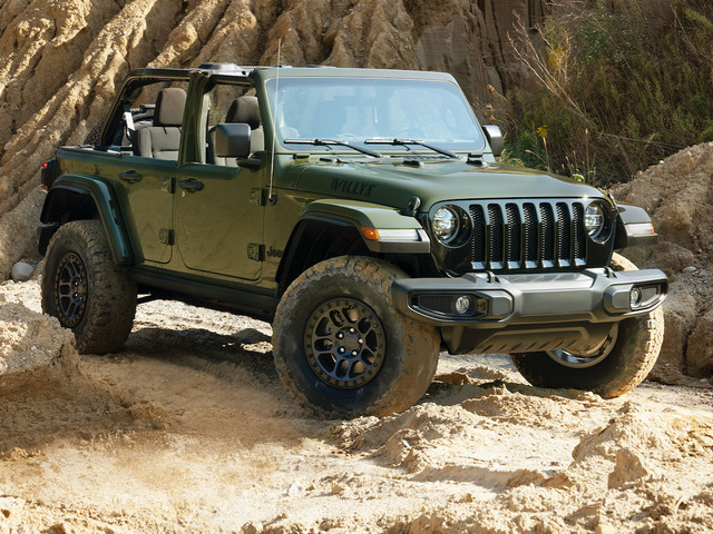 2022 Jeep Wrangler Willys with the Xtreme Recon package debuts at Detroit 4Fest