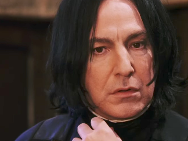 The Magic Of Alan Rickman, And How He Got A Child Fighting Cancer Cast In 'Harry Potter'
