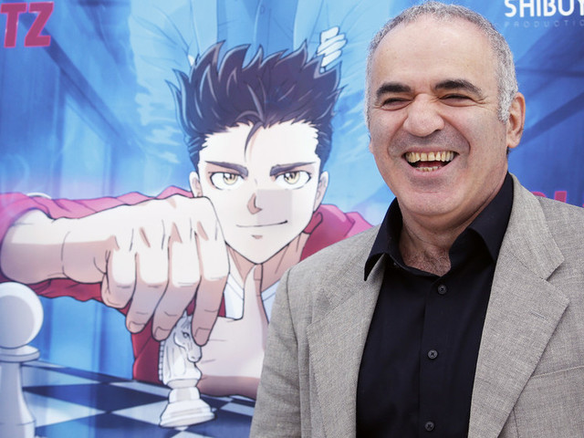 Staunch anti-Kremlin chess champ Kasparov drops F-bomb on Germany after Russia invited back to PACE