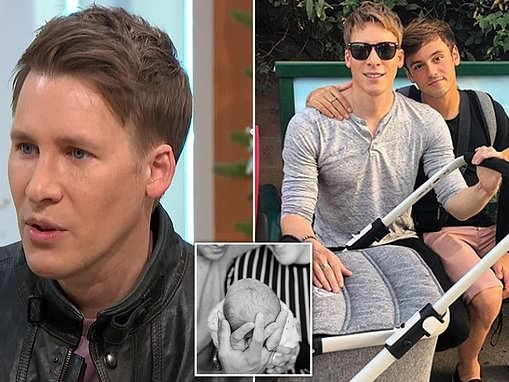 Tom Daley's husband Dustin Lance Black says he didn't expect a backlash over surrogate