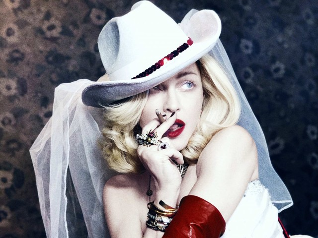 Madonna announces European tour dates and new release