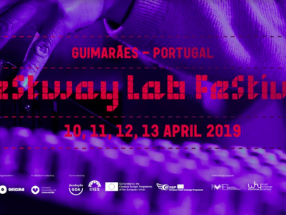 The 405 goes to Westway LAB in Guimarães, Portugal