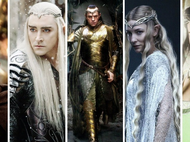 Lord Of The Rings: 15 Things You Didn't Know About Elves