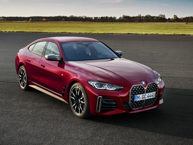 2021 BMW 4 Series Gran Coupe – First Look and Video