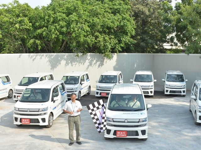 Maruti Suzuki Pushes For CNG and Hybrid Vehicles