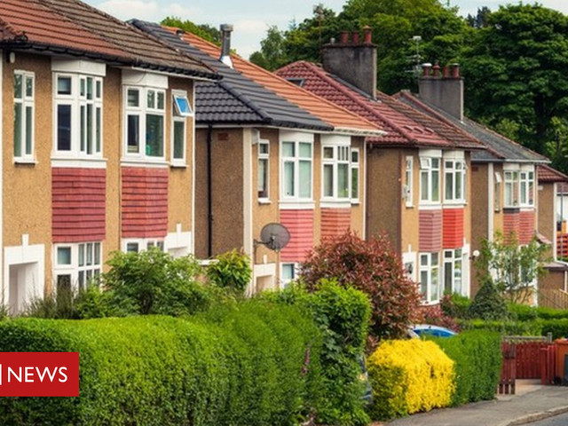 Scottish house prices outstrip UK average in August