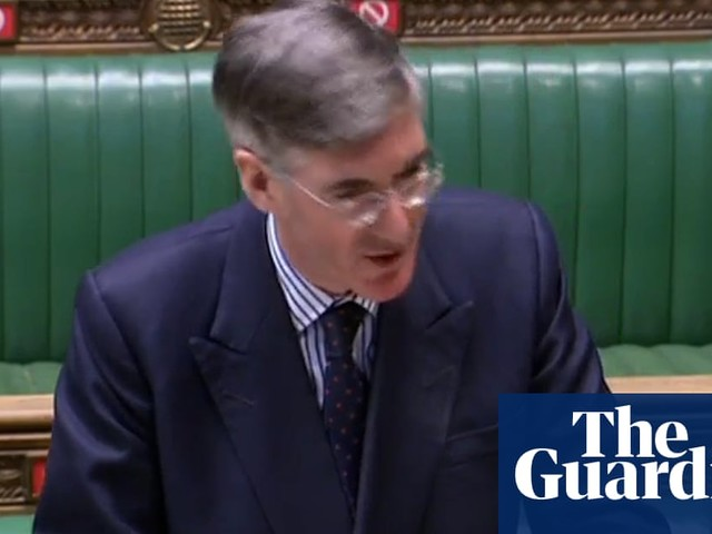 Jacob Rees-Mogg says fish are British and 'happier' because of Brexit – video